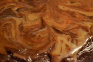 Flourless Chocolate Cake Chocolate Ganache Caramel icing