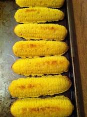 Corncob Cornbread Muffins