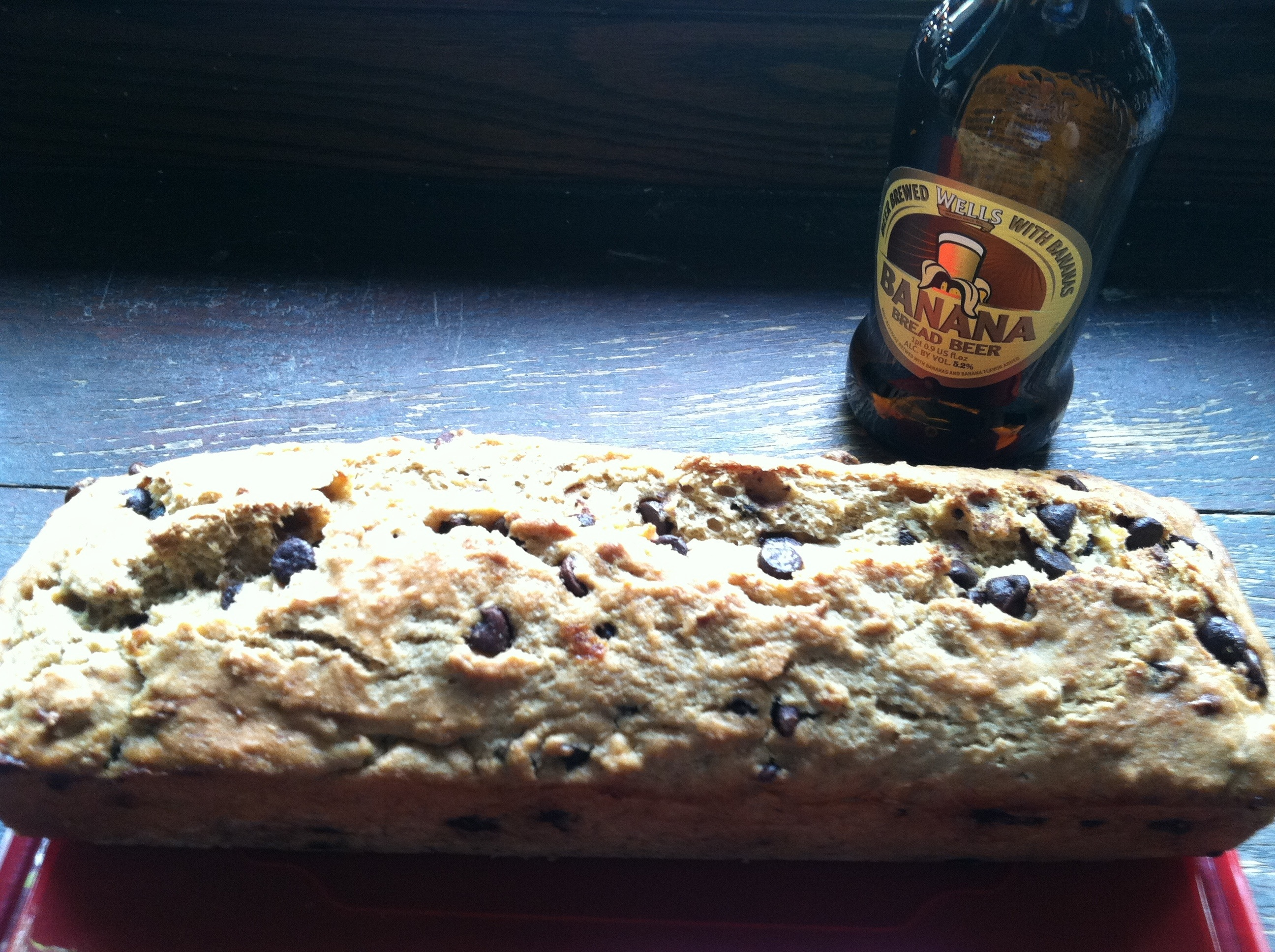 Banana Bread Beer  Banana Bread | xtinaluvspink.wordpress.com