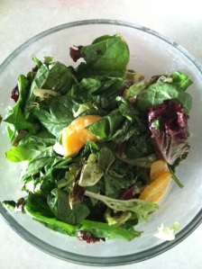 Arugula Orange Salad