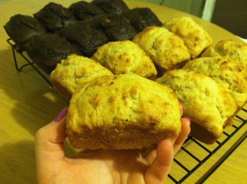 Greek Yogurt Peanut Butter Pound Cake Mini Loaves