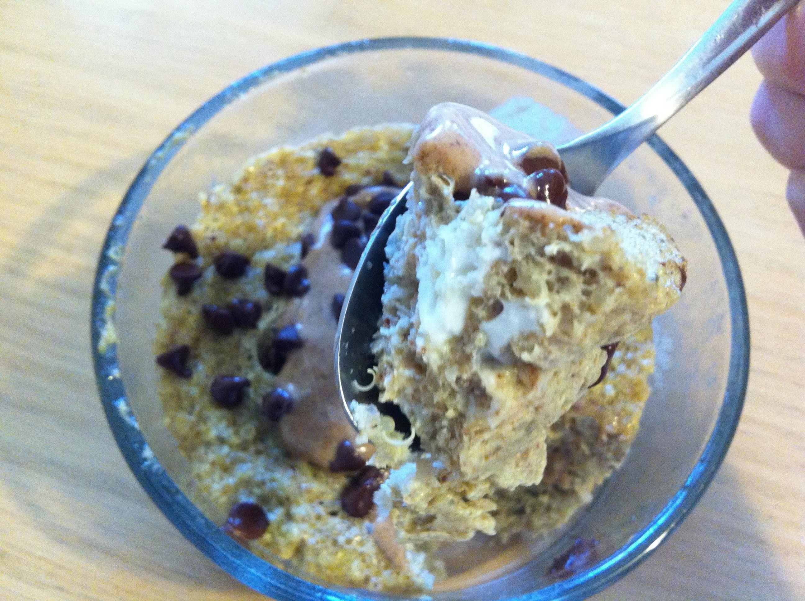 Banana Quinoa Breakfast Bake