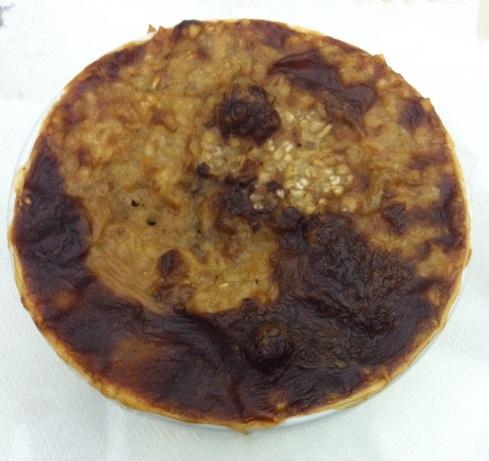 Individual Baked Fruity Steel Cut Oatmeal