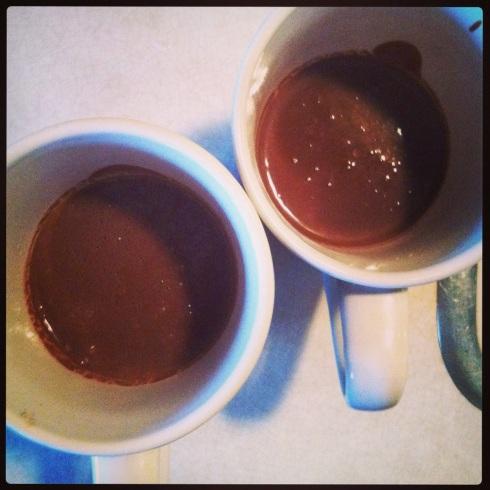 Boozy Hot Cocoa