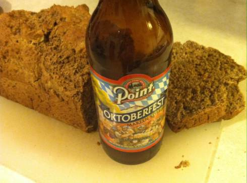 Beer Flax Bread | xtinaluvspink.wordpress.com