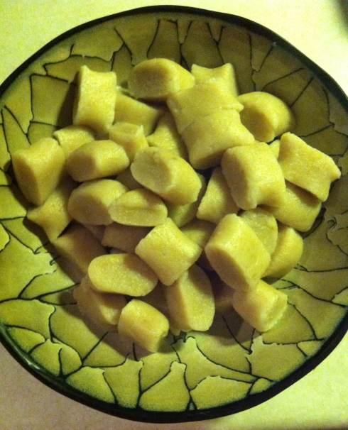 Whole Wheat Potato Gnocchi | xtinaluvspink.wordpress.com