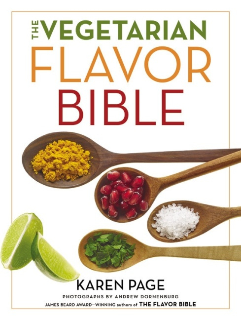 On Tour: The Vegetarian Flavor Bible | xtinaluvspink.wordpress.com