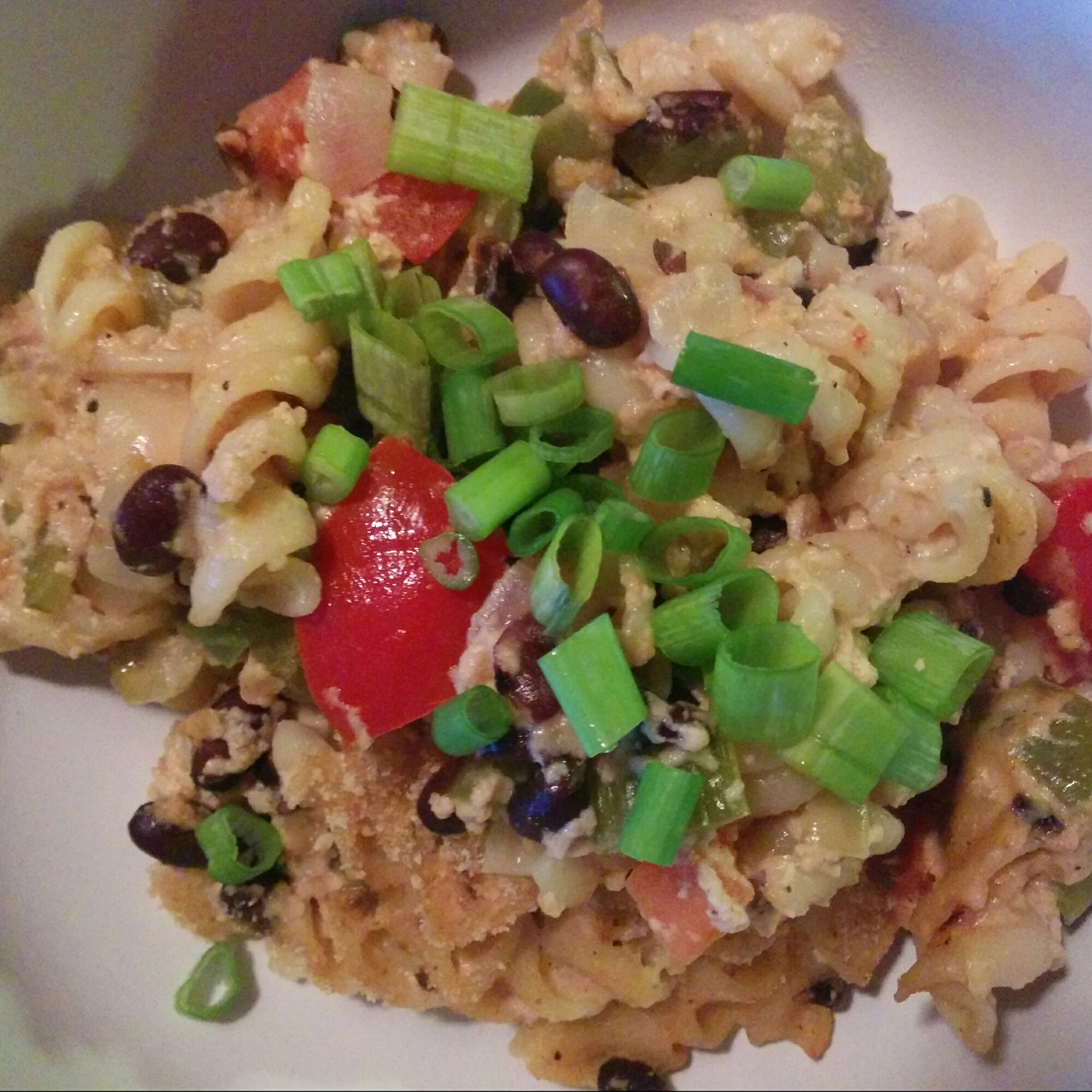 Southwestern Veggie Mac and Cheese | xtinaluvspink.wordpress.com