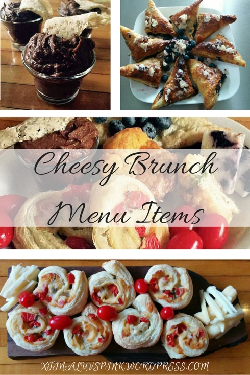 Cheesy Brunch Menu Recipes | xtinaluvspink.wordpress.com
