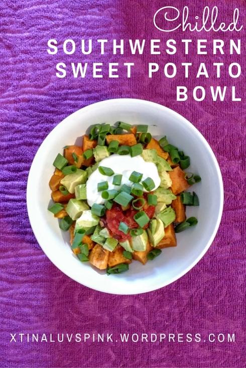 sweet potato bowl recipe redux