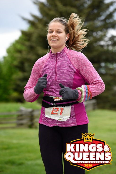 Kings & Queens Half Marathon Recap | xtinaluvspink.wordpress.com