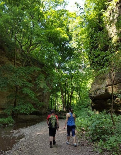 Roasted Rhubarb Granola Bites + My First Hiking Trip | xtinaluvspink.wordpress.com