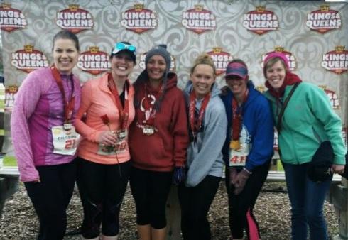 Kings & Queens Half Marathon Recap | xtinaluvspink.wordpress.com