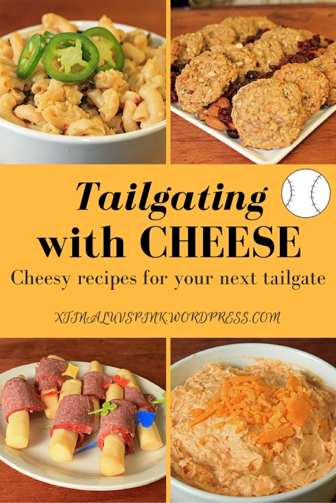 Tailgating with Cheese | xtinaluvspink.wordpress.com
