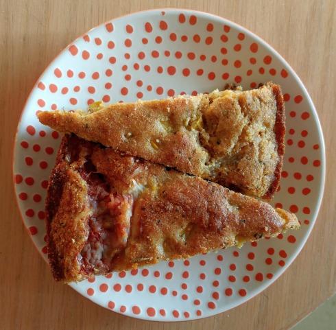 Pizza Cornbread | xtinaluvspink.wordpress.com