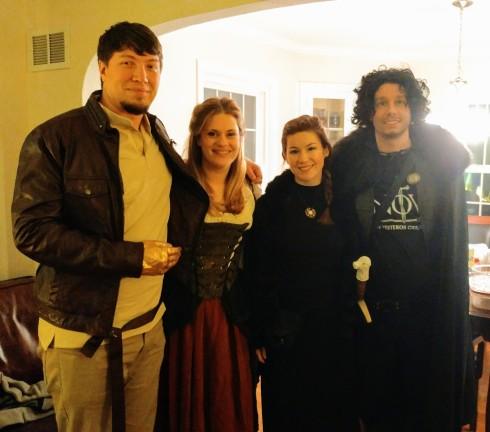 Game of Thrones Murder Mystery Dinner | xtinaluvspink.wordpress.com