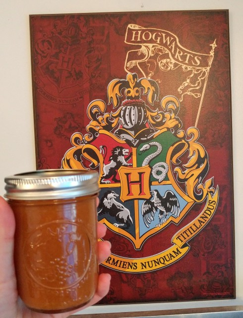 Harry Potter Weekend - Pumpkin Juice | xtinaluvspink.wordpress.com