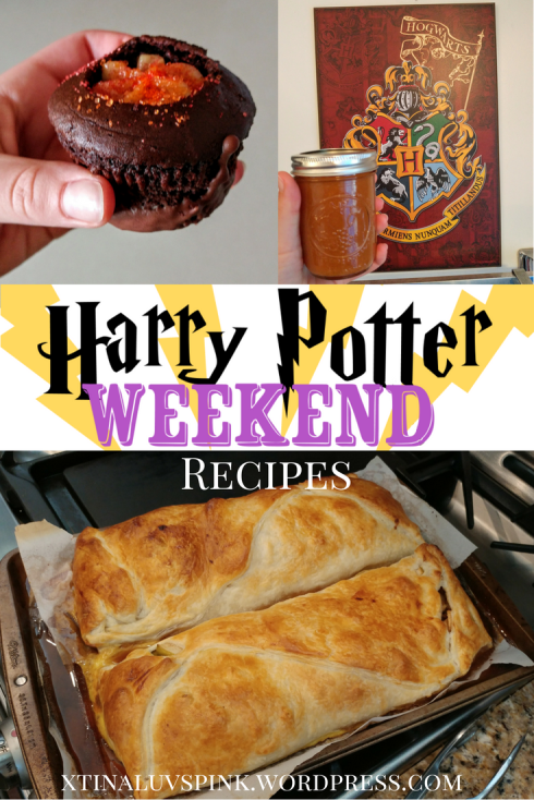 Harry Potter Weekend | xtinaluvspink.wordpress.com