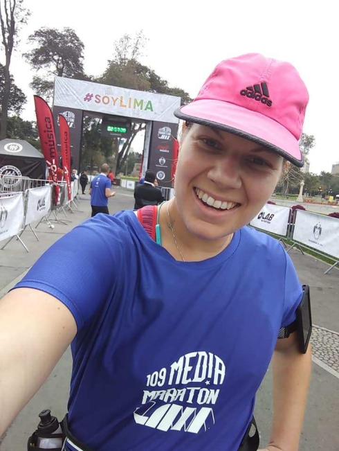 #SoyLima Half marathon | xtinaluvspink.wordpress.com